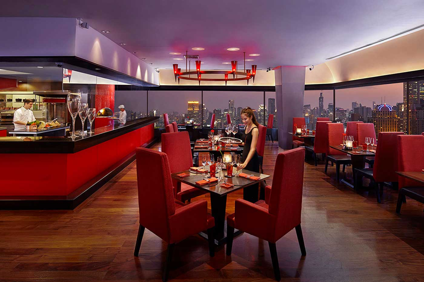 Rib Room And Bar Steakhouse