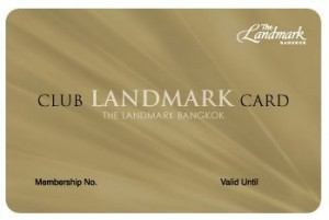 Club Landmark Dining Program