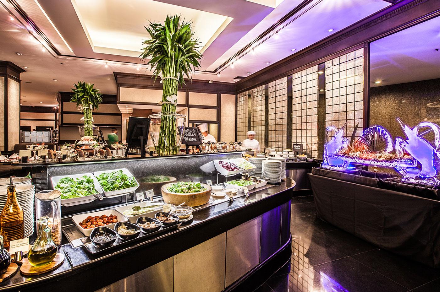 Hotel With Best Breakfast Lunch Amp Dinner Buffet Sukhumvit