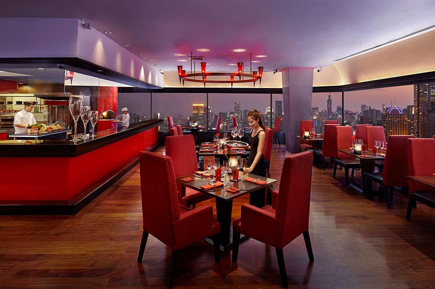 Rib Room And Bar Steakhouse