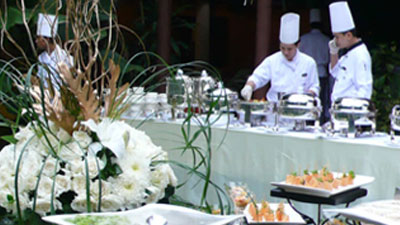 OUTSIDE CATERING SERVICE